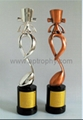 Zinc Alloy Trophy-AB228