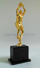 Zinc Alloy Trophy-AB230