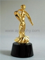 Zinc Alloy Trophy-AB233