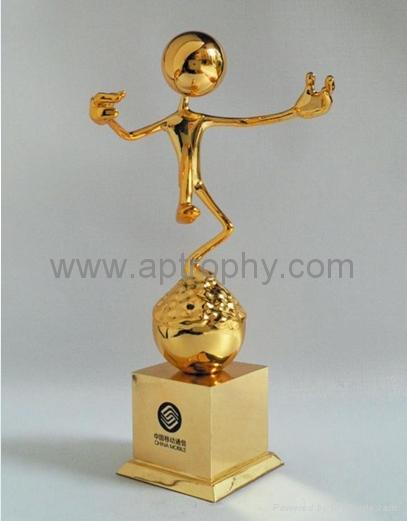 Zinc Alloy Trophy-AB235 1