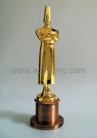 Zinc Alloy Trophy-AB237 1