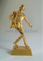Zinc Alloy Trophy-AB239