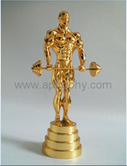 Zinc Alloy Trophy-AB240