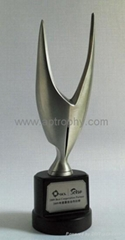 Zinc Alloy Trophy-AB252