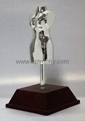 Zinc Alloy Trophy-AB264