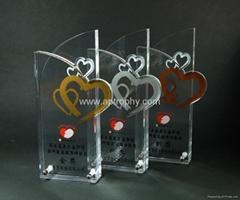 Acrylic Trophy-AA124