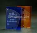 Acrylic stand-AA820