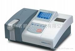 半自动生化分析仪(658D-光栅型)