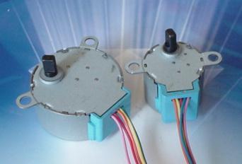 監控云台攝像機用 24BYJ-48 微型步進馬達/電動機 3