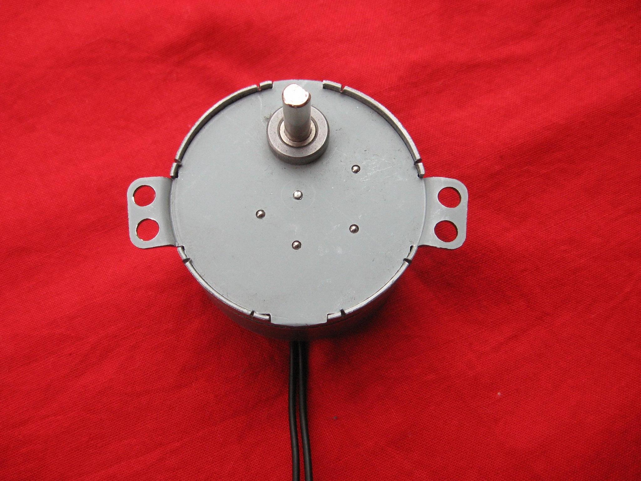 SD-83-639系列同步電機 2