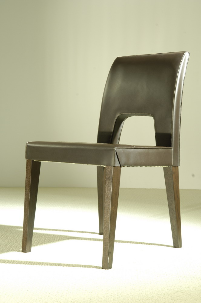High Quality Leather Dining Chair Jl C Furniture Mc106