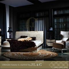 JL&C Furniture Classic Bed Design Furniture In Ultimate Luxury (China Supplier)