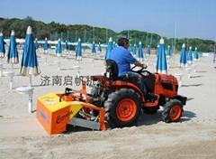 沙灘清掃機