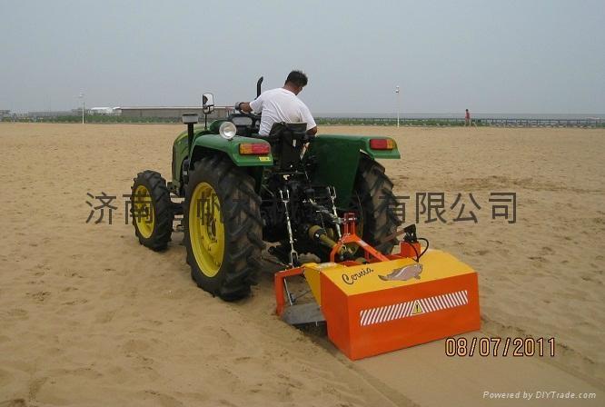 沙滩清洁车  3