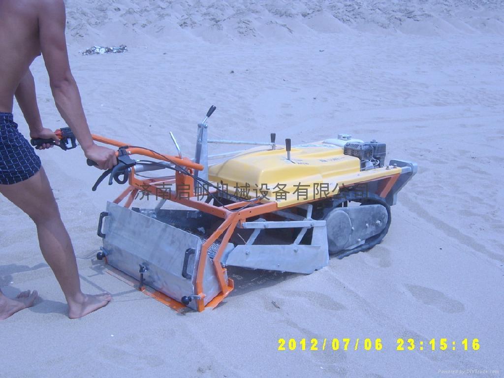 沙滩清洁车  5