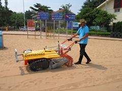 小型沙滩清洁车  沙滩清洁机
