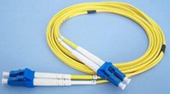 LC-LC patch cord SM duplex 3.0mm