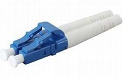 LC optic fiber connector