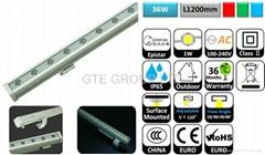L1200mm 36W LED洗牆燈