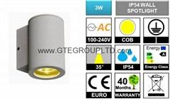 3W COB Wall Light