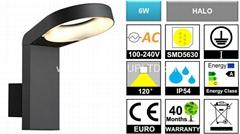 6W  LED HALO Wall Light [HALO]