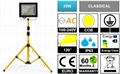 30W COB LED Portable Work Light with