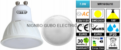 Dimmable 7W LED Spotlight [PC]