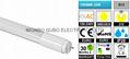 1500mm 22W LED T8 PC Tube [90LM/W]