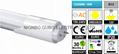 Sensor Emergency 1200mm 18W LED T8