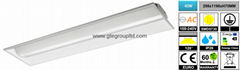 40W LED Troffer Light
