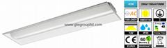 40W LED Troffer Light