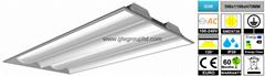80W LED Troffer Light