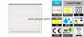 【German】50W LED Panel Light 【625x625mm】