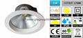 15W LED Downlight 【Cutout D125mm】