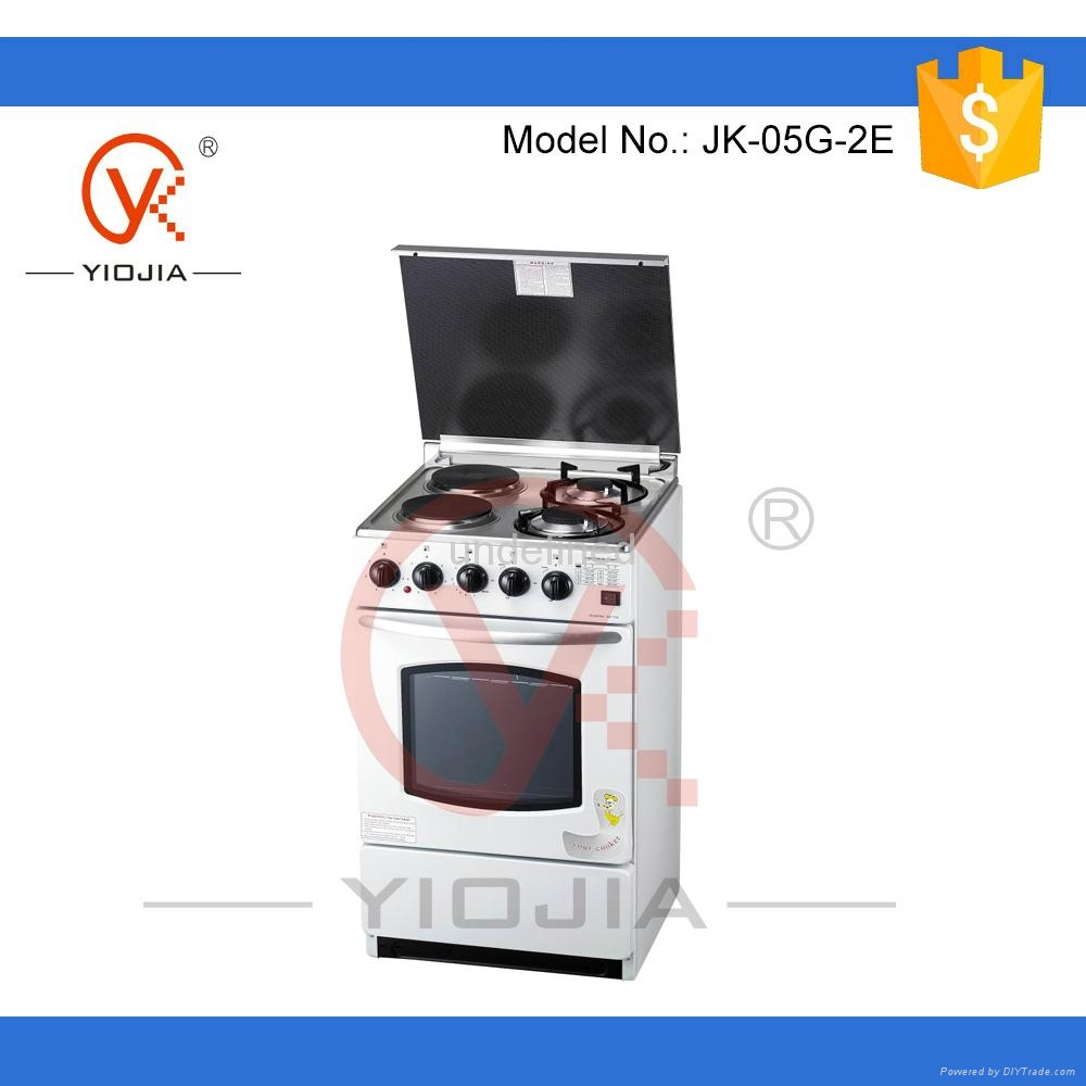 Free standing gas oven 3