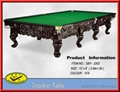 SBY-2202# Snooker Table