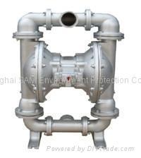朗爵气动隔膜泵
