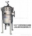 多袋机水处理过滤器