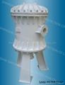 PP filter housing