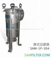 Filter housing for Pump