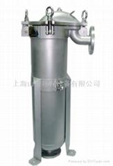 袋式過濾器(不鏽鋼過濾器)