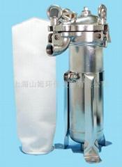 mini bag filter housing & filter bags