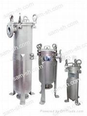 bag filter housing | vessel