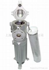 頂入式單袋式過濾器(2號機)