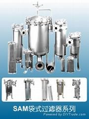 污水过滤器/环保设备