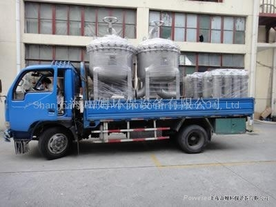 the application of multi bag filter housing