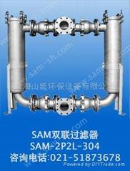 Duplex Filter Vessels