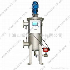 Automatic Self Cleaning Filter strainer