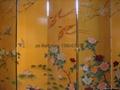 广州香格里拉酒店屏风