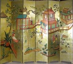 香格里拉酒店裝飾屏風
